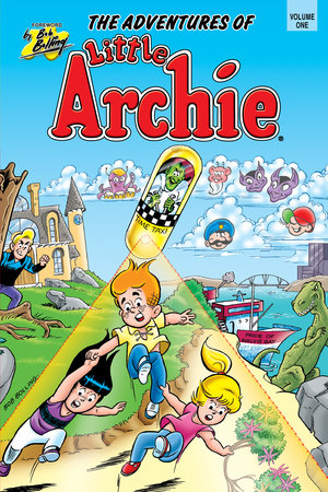 The Adventures of Little Archie Vol.1 by Bob Bolling