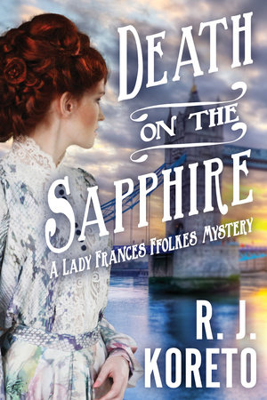 Death on the Sapphire by R. J. Koreto