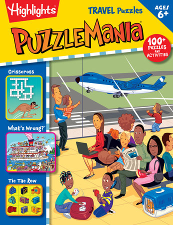 Travel Puzzles by