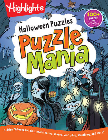 Halloween Puzzles by Highlights