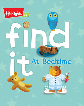 Find It! At Bedtime by
