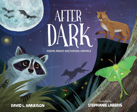 After Dark by David L. Harrison