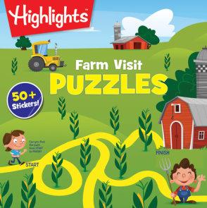 Farm Visit Puzzles