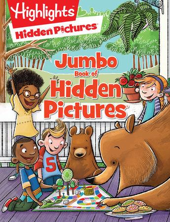 Jumbo Book of Hidden Pictures® by