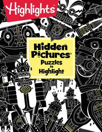 Hidden Pictures® Puzzles to Highlight by