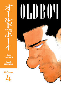 Old Boy Volume 4