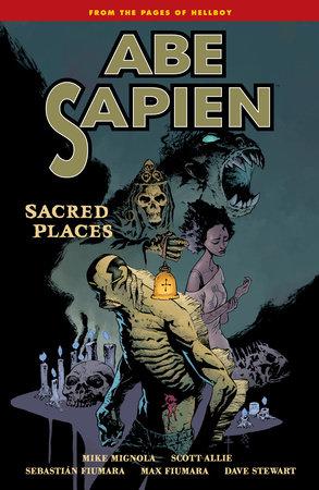 Abe Sapien Volume 5 by Mike Mignola
