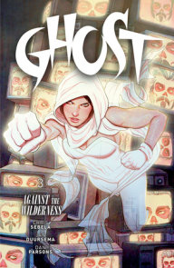 Ghost Volume 3: Against the Wilderness