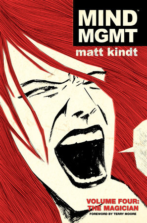 MIND MGMT Volume 4: The Magician by Matt Kindt