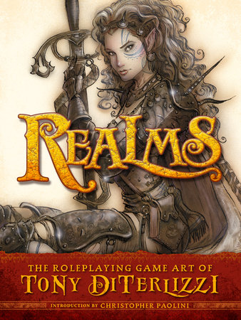 Realms: The Roleplaying Art of Tony DiTerlizzi by Tony DiTerlizzi