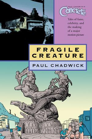 Concrete vol. 3: Fragile Creature by Paul Chadwick