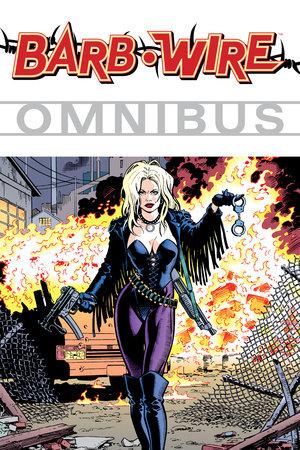 Barb Wire Omnibus Volume 1 by Chris Warner