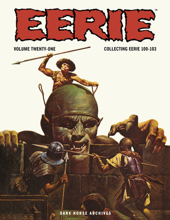 Eerie Archives Volume 21 by Various