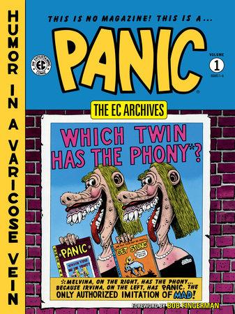 The EC Archives: Panic Volume 1 by Al Feldstein