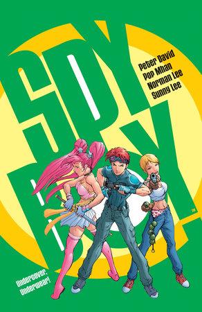 SpyBoy Volume 4: Undercover, Underwear by Various