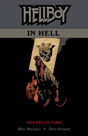 Hellboy in Hell Volume 2: The Death Card by Various