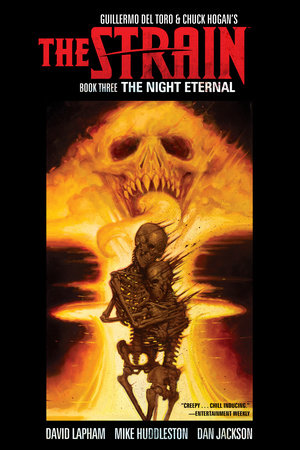 The Strain Book Three: The Night Eternal by Various