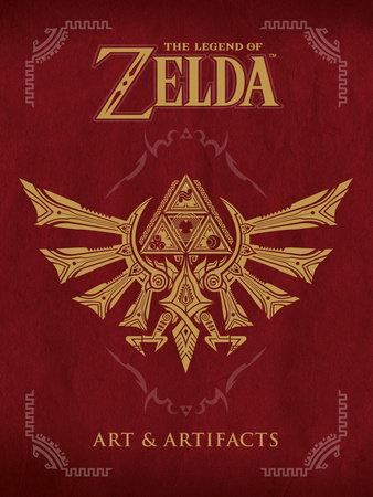 The Legend of Zelda: Art & Artifacts by Nintendo