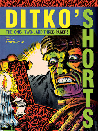 Ditko's Shorts by
