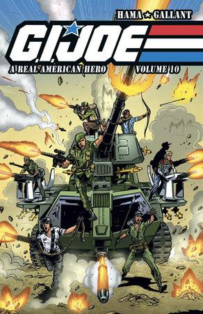 G.I. JOE: A Real American Hero, Vol. 10