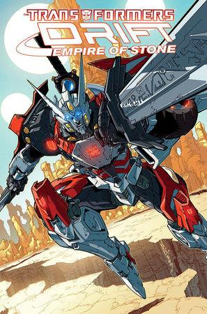 Transformers: Drift - Empire of Stone by Shane McCarthy