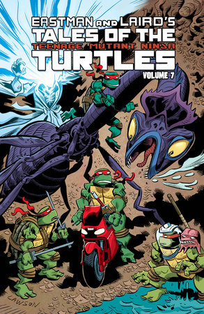 Tales of the Teenage Mutant Ninja Turtles Volume 7 by Jim Lawson, Steve Murphy, Peter Laird and Ross May