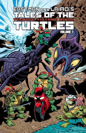 Tales of the Teenage Mutant Ninja Turtles Volume 7 by Jim Lawson