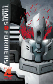 Transformers: IDW Collection Phase Two Volume 4