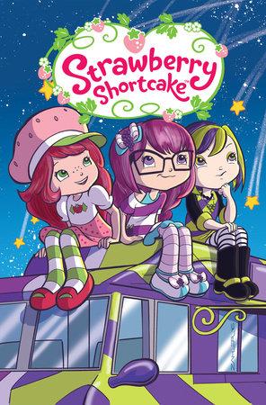 Strawberry Shortcake Volume 2: Strawberry Noir by Georgia Ball, Kristen Gudsnuk and Nico Pena