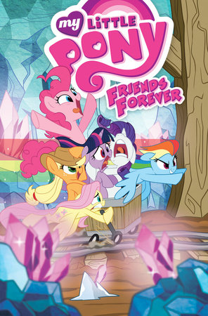 My Little Pony: Friends Forever Volume 8 by Ted Anderson