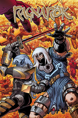 Ragnarok, Vol. 2: The Lord of the Dead by Walter Simonson