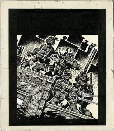 Teenage Mutant Ninja Turtles Artisan Edition by Kevin Eastman and Peter Laird