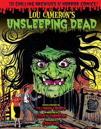 Lou Cameron's Unsleeping Dead by Lou Cameron