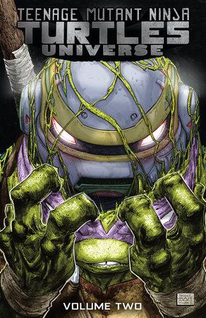 Teenage Mutant Ninja Turtles Universe, Vol. 2: The New Strangeness by John Lees, Ryan Ferrier and Sophie Campbell