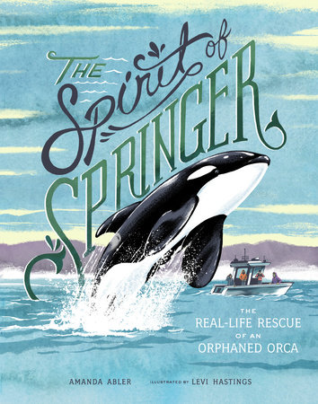 The Spirit of Springer by Amanda Abler