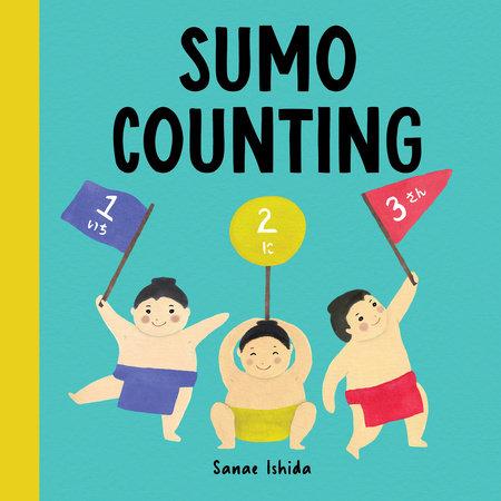 Sumo Counting by Sanae Ishida