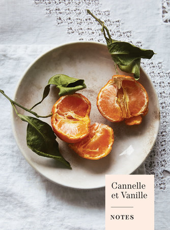 Cannelle et Vanille Notes (Journal) by Aran Goyoaga