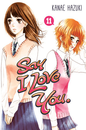 Say I Love You. 11