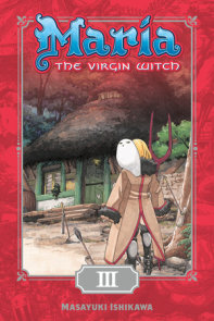 Maria the Virgin Witch 3