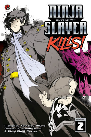 Ninja Slayer Kills 2 by Koutarou Sekine