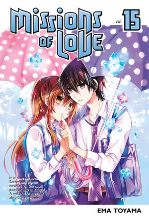 Missions of Love 15 by Ema Toyama