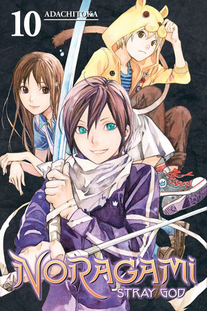 Noragami: Stray God 10 by Adachitoka