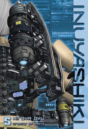 Inuyashiki 5 by Hiroya Oku