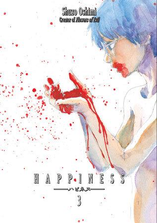 Happiness 3 by Shuzo Oshimi