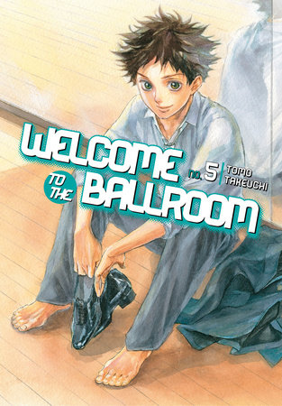 Welcome to the Ballroom 5 by Tomo Takeuchi