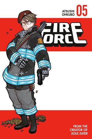 Fire Force 5 by Atsushi Ohkubo