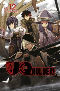 UQ HOLDER! 12