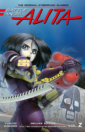 Battle Angel Alita Deluxe 2 (Contains Vol. 3-4)