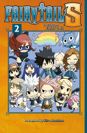 FAIRY TAIL S Volume 2 by Hiro Mashima