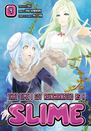 That Time I Got Reincarnated as a Slime 4